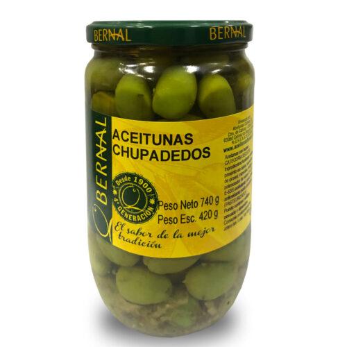 REPARTO DE FRUTAS Y VERDURAS HERMANOS DELGADO, S.L. | Aceitunas Chupadedos
