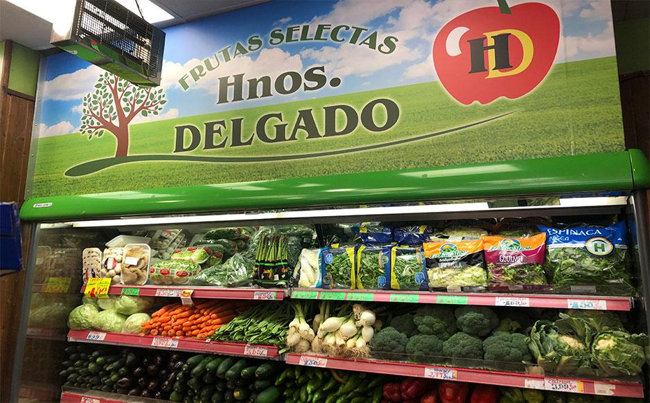 REPARTO DE FRUTAS Y VERDURAS DELGADO, S.L. | Fruta y verdura en Madrid
