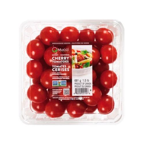 REPARTO DE FRUTAS Y VERDURAS HERMANOS DELGADO, S.L.   Tomates cherry