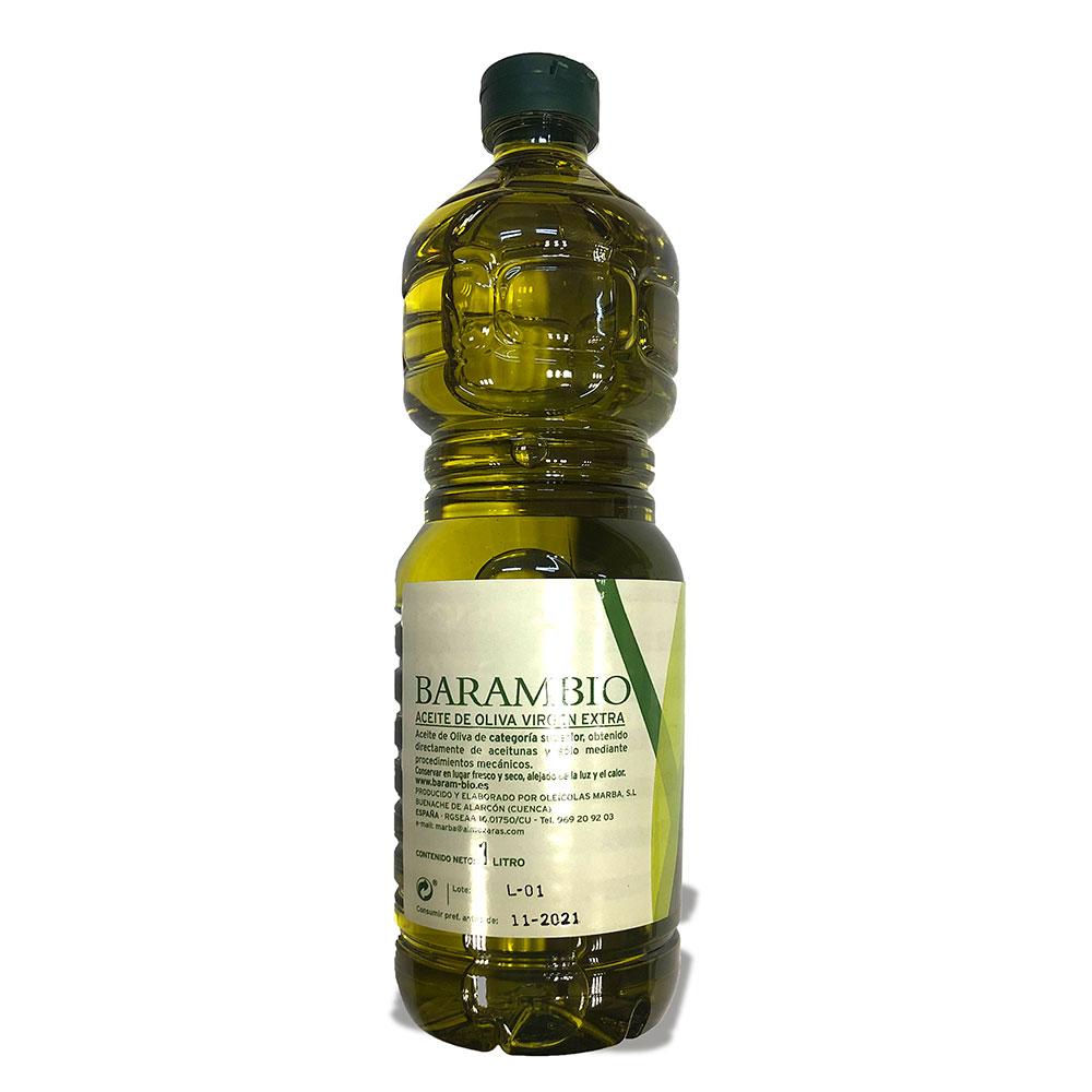 REPARTO DE FRUTAS Y VERDURAS DELGADO, S.L. | Aceite de oliva virgen extra