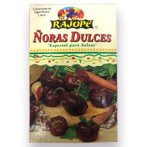 REPARTO DE FRUTAS Y VERDURAS DELGADO, S.L. | Ñoras dulces