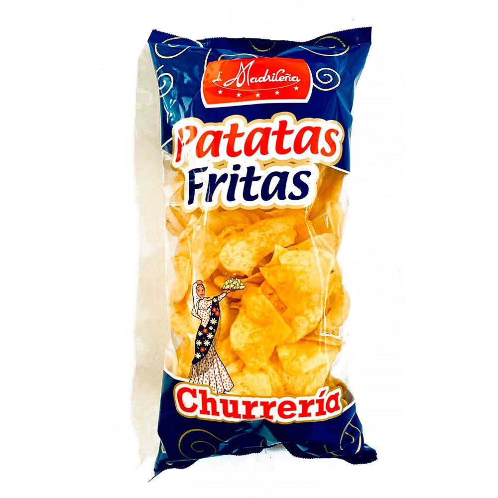 REPARTO DE FRUTAS Y VERDURAS DELGADO, S.L. | Patatas fritas - churrería